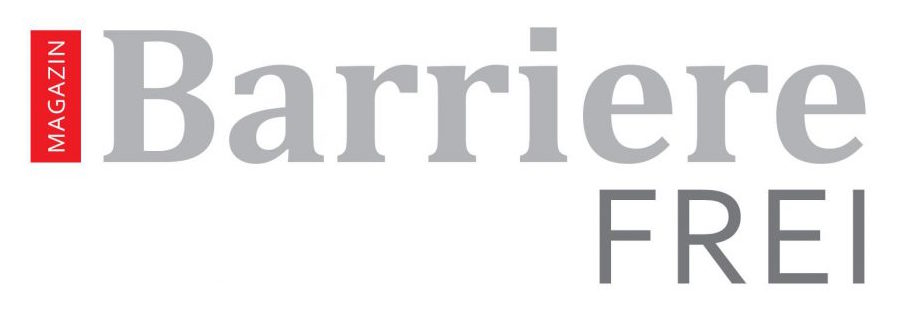 Logo Barriere Frei Magazin